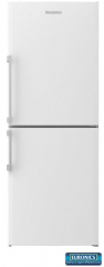 Blomberg 70cm Wide A+ Rated Frost Free Fridge Freezer KGM4881 (White)
